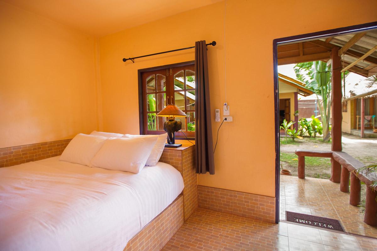 bed interior garden