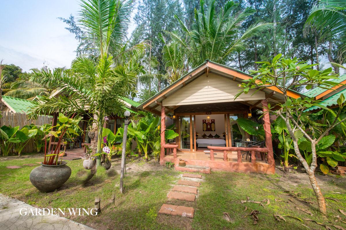 garden wing
