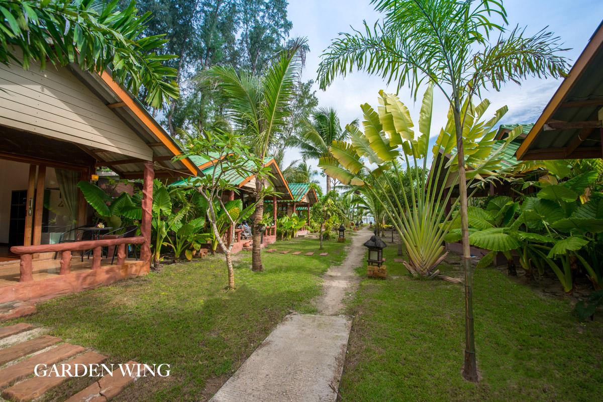 garden wing landscape